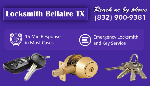 Locksmith Bellaire TX
