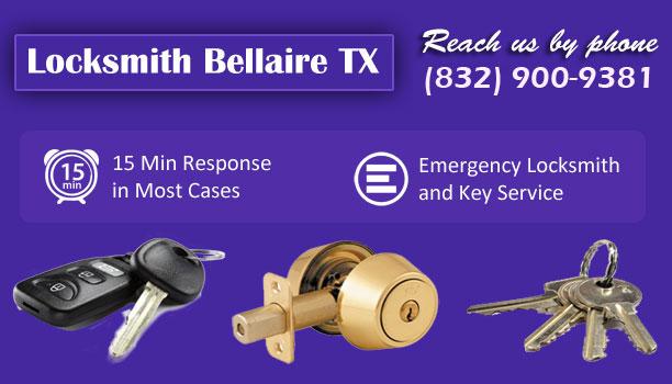 Locksmith Bellaire TX